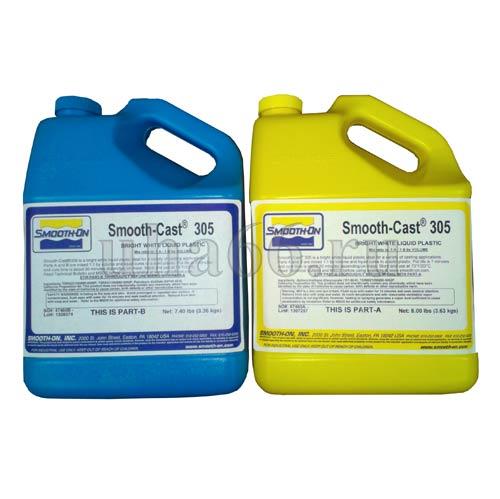 Жидкий литьевой пластик Smooth-Cast 305 - Фасовка 6.99 кг - Цена 6962 руб. e4c944a9f67
