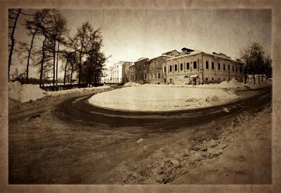 Первомайская, дом 1